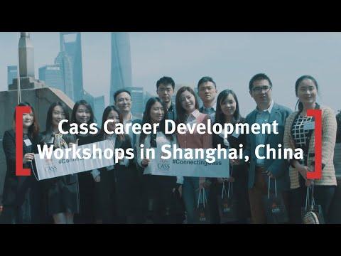 Cass Career Development Workshops in Shanghai, China - Full