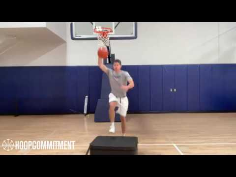 Hoop Commitment - Jump Higher Off One Leg