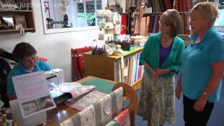 The Bramble Patch Experience - a wander round this lovely shop.