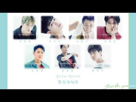 【繁中韓字+認聲】iKON(아이콘) - JUST FOR YOU(줄게) 中字 Chinese sub