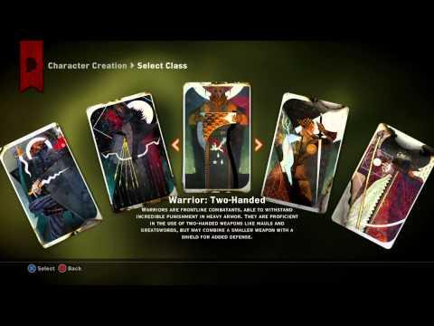dragon age inquisition class guide