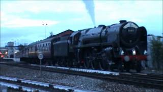 THE ROYAL DUCHY-  70013 Oliver Cromwell @ Exeter 12/8/2012