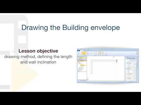 Edificius Tutorial - Drawing the Building Envelope - ACCA software