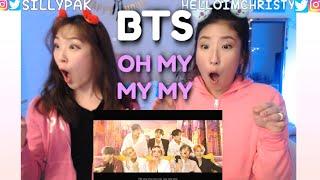 BTS (방탄소년단) 'BOY WITH LUV' feat. Halsey Official MV REACTION | 작은 것들을 위한 시