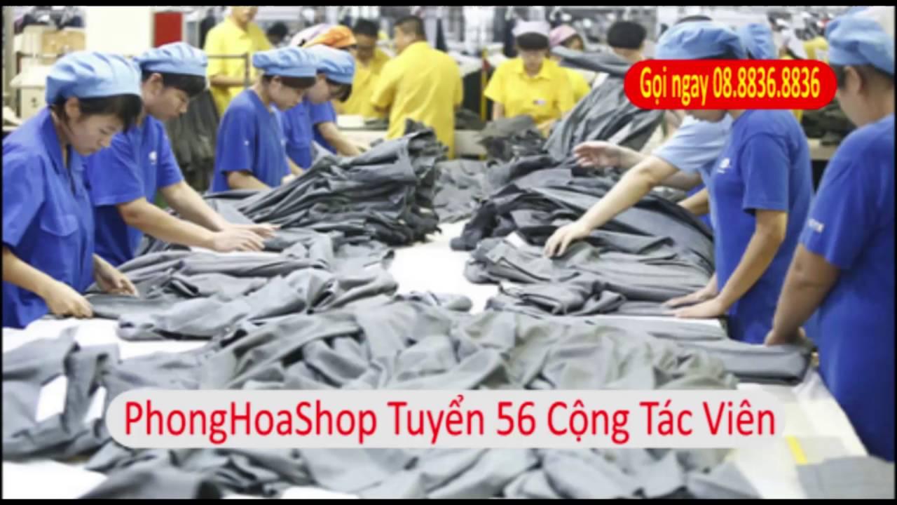 Tuyển Đại Lý Bán Quần áo xuất khẩu: PhongHoaShop Tuyển 56 Đại Lý Bán Quần áo xuất khẩu khắp cả nước