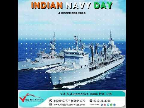 Happy Indian Navy Day | V.A.S.Automotive India Pvt. Ltd.