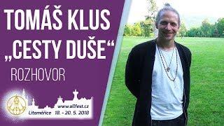 ALLFEST2018: Tomáš Klus | Cesta duše - rozhovor | moderuje Andrea Drašnarová