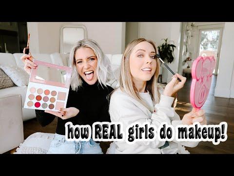 A Real Makeup Tutorial By Everyday Girls Not Guru's!