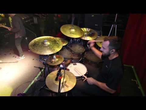 Texas In July - Bloodwork [Adam Gray] Drum Video Live [HD]