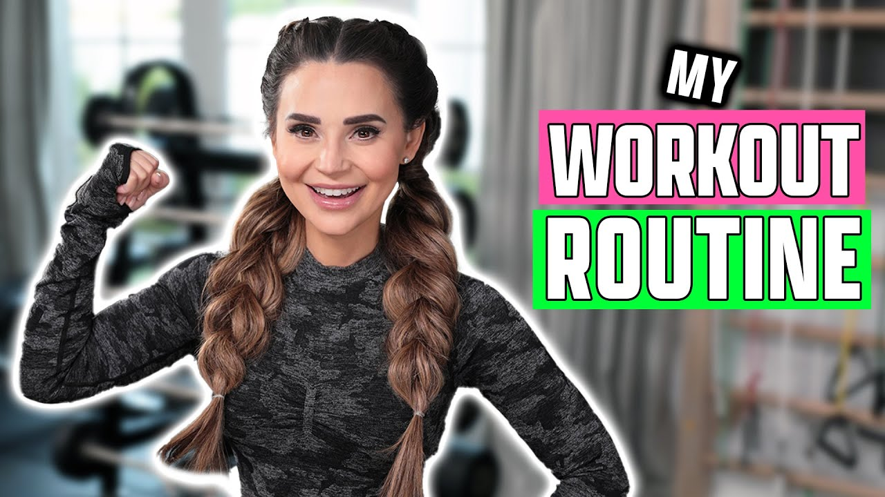Download My Workout Routine!