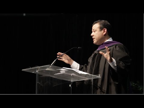 Every Latino College Grad Should Hear This | CSULB Commencement Speech by Alejandro Menchaca