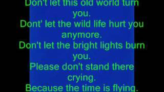 roy orbison wild hearts run out of time (lyrics)