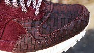A SNEAKER Inspired By BRICKS