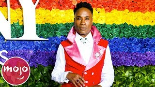 Top 10 Billy Porter Red Carpet Looks