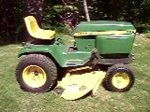 1977 john deere 300 youtube. Black Bedroom Furniture Sets. Home Design Ideas