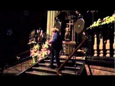 The Spirit of Bible - Gongs und Orgel - Bonner Münster 31.10.2015