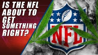 Is The NFL About to Allow Marijuana?
