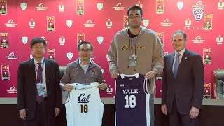 Commissioner Scott announces California, Yale to play in 2018 Pac-12 China Game thumbnail