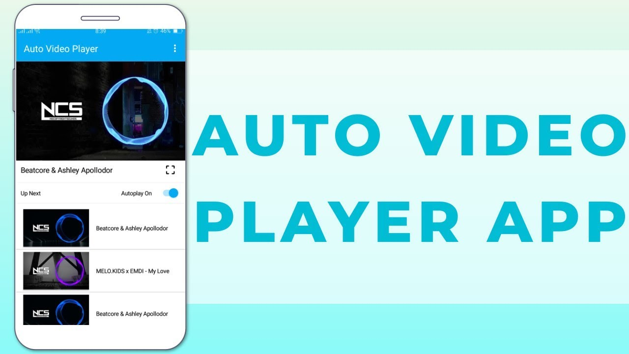 Auto Video Player App - How to make Auto Video Player List in Kodular,  Thunkable, Appy Builder