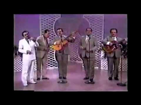 LOS PANCHOS (2 Ex-Panchos: Enrique Cáceres, Julito Rodríguez y Trío Borinquen) TV PUERTO RICO 1988