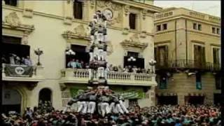 3d9f Tots Sants 08 - Castellers de Sants