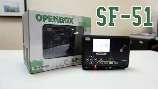 видео Openbox SF 51