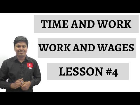 TIME AND WORK _ Work and Wages _ Lesson #4