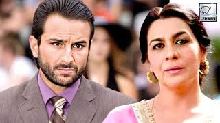 Saif Ali Khan REVEALED The Real Truth About His Divorce With Amrita Singh