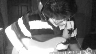 Tristesse Globale - Röyksopp (Cristian Haro guitar)