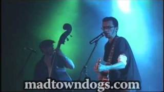 Mad Town Dogs - Lokalverbot - Live im Rabenhof 2010