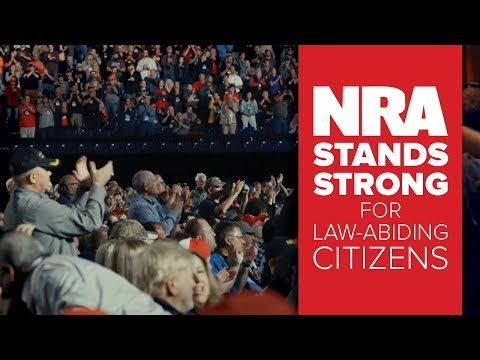 NRA's Wayne LaPierre Stands Strong for Law-Abiding Citizens