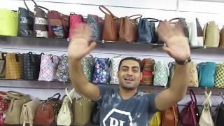 Обзор магазинов Хургады: сувенирный, кожаных сумок, эфирных масел и трикотажа..