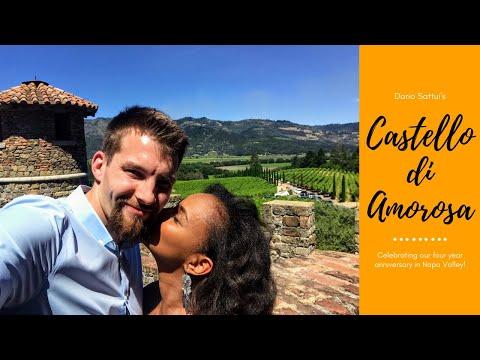 Exploring Castello Di Amorosa