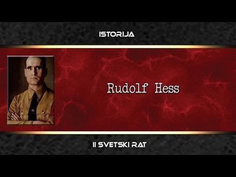 Istorija : Rudolf Hess