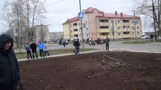 Торжественное шестиве 9 мая в Карпинске/ www.vkarpinsk.info