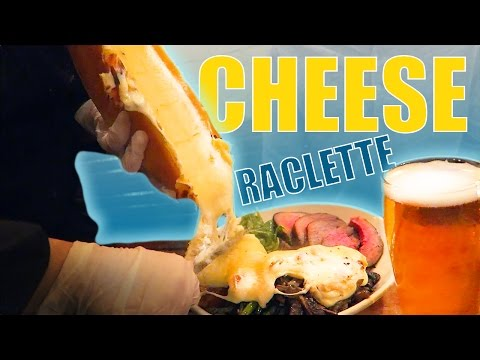 NYC Melted Cheese feat. Burnie Burns RTX, Ian Hecox Smosh, Slo Mo Guys - Epic Meal Time