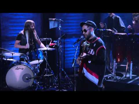 Unknown Mortal Orchestra - Can't Keep Checking My Phone - Live on Conan 08/25/15