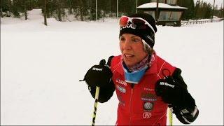Så laddar Charlotte Kalla inför skid-VM - Vardagspuls (TV4)