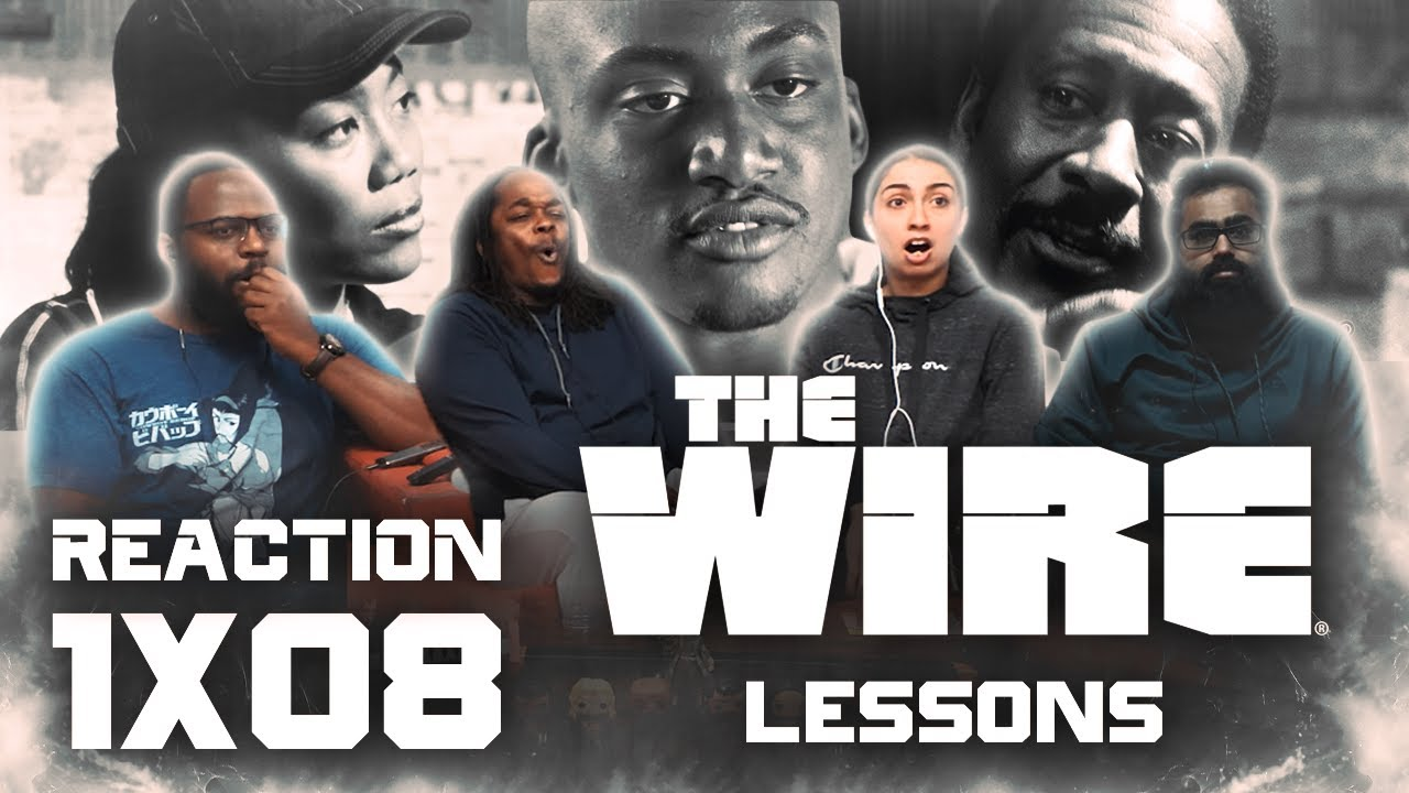 Download The Wire - 1x8 Lessons - Group Reaction