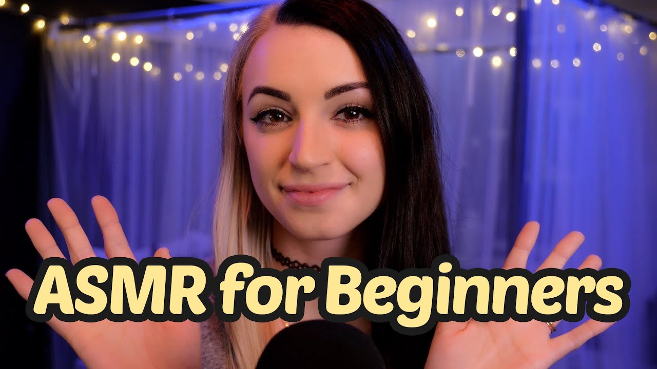 New to ASMR? Click Here!