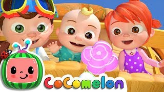 Humpty Dumpty | CoCoMelon Nursery Rhymes & Kids Songs