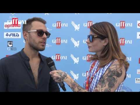 Intervista Son Pascal - Giffoni Film Festival