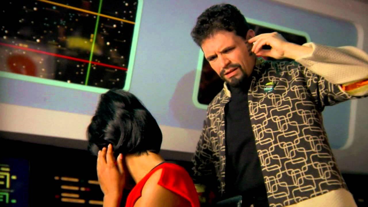 Star Trek Phase II answer to JJ Trek - Timeline Restored