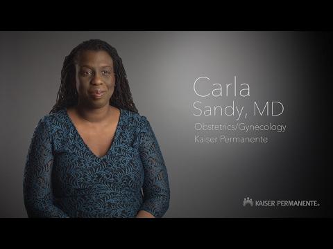 OB/GYN Dr. Carla Sandy On High-Risk Pregnancies | Kaiser Permanente