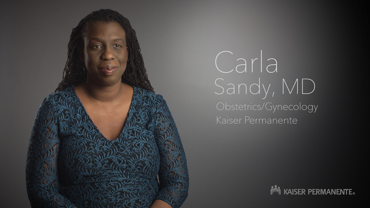Carla Sandy, MD - Kaiser Permanente Mid-Atlantic