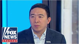 Andrew Yang on Dems' obsession with impeachment, his approach to politics