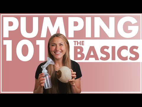 PUMPING BASICS | When To Start PUMPING | Medela Pump in Style Advanced | SPECTRA | HAAKAA Pump