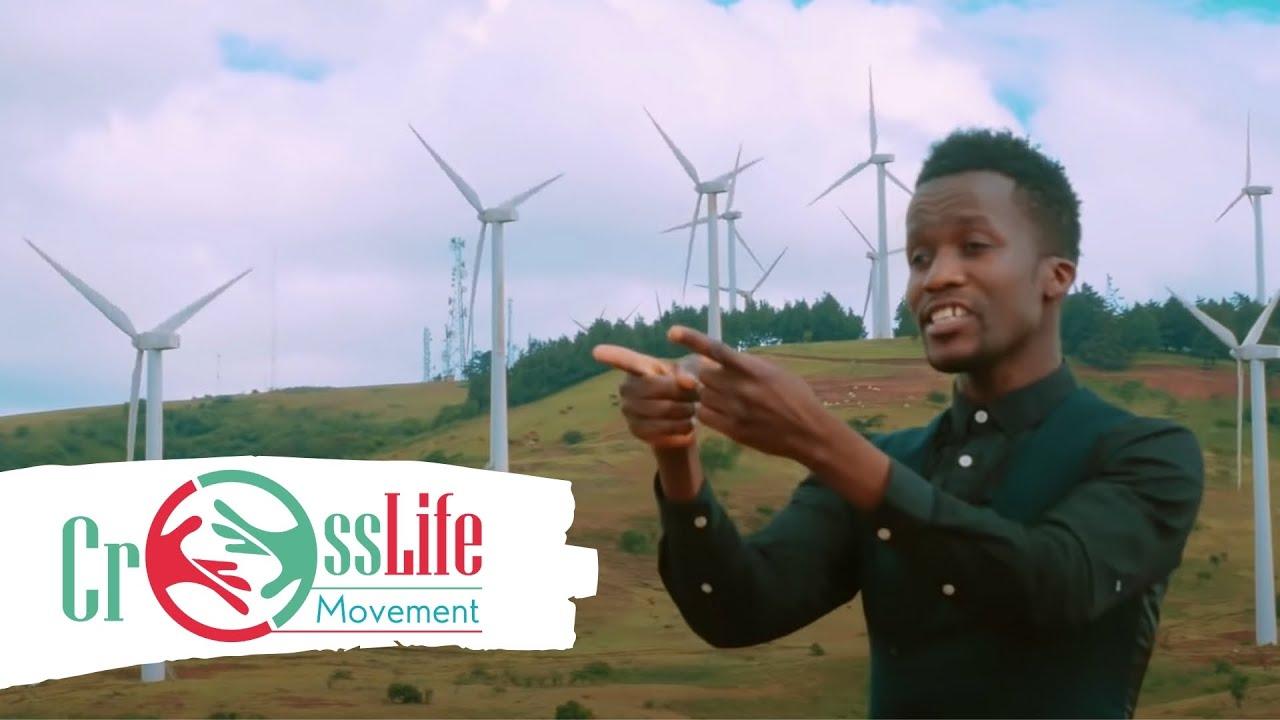 Download Godwill Babette - Egemeo (Moyo Wangu) |Official CRM Video|