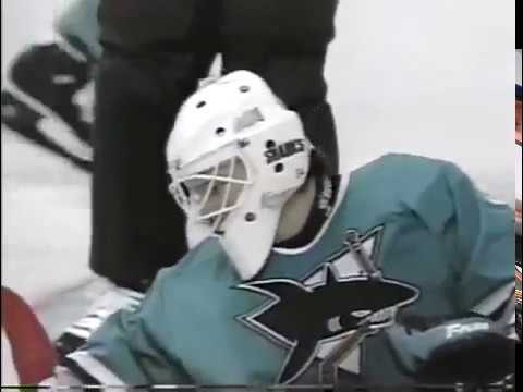 1995    Western Conference Quarter Final   San Jose Sharks vs Calgary Flames   Game 7