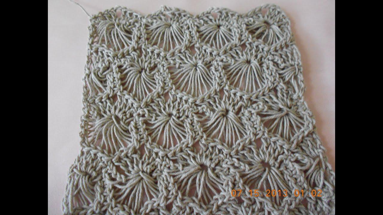 crochet tejido circulos reversibles   youtube